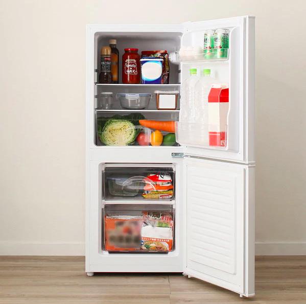 106リットル冷蔵庫グラシア
